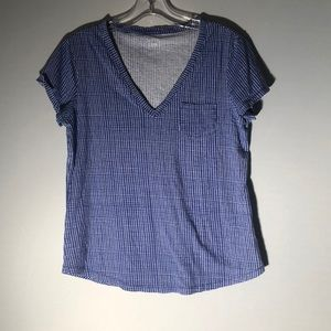 3/$20 Gap Vintage Wash Blue Tee J21